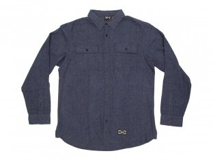 "The Trip ""LS Button-Up"" Hemd - Denim Jeans"