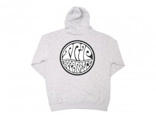 "The Trip ""Psych"" Hooded Pullover - Grey"