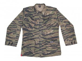 "The Trip ""Tiger Camo"" Jacket"