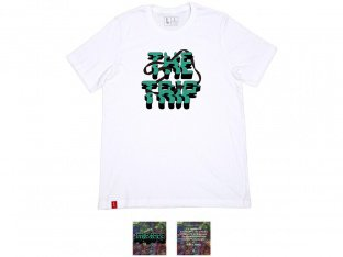 "The Trip ""TripTape"" T-Shirt + DVD - White"