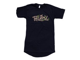 "Total BMX ""Camo Logo"" T-Shirt - Black"