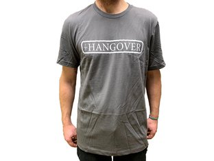 "Total BMX ""Hangover"" T-Shirt - Grey"