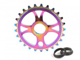 "Total BMX ""Rotary"" Sprocket - Oilslick"
