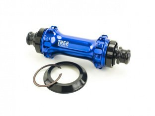 "Tree Bicycle Co. ""Straight Pull"" Front Hub"