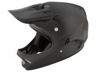 "Troy Lee Designs ""D2"" Fullface Helm - Midnight 3"