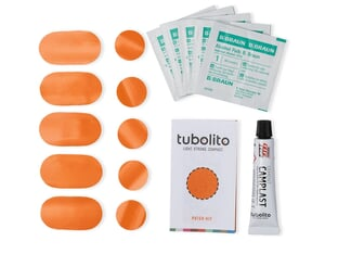 "Tubolito ""Tubo Patch Kit"" Tube Repair Kit"