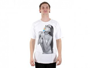"Unit ""Seduce"" T-Shirt - White"