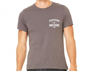 "United Bikes ""Awesome"" T-Shirt"