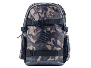 "United Bikes ""Dayward"" Backpack - Camo"