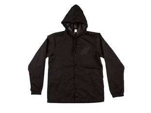 "United Bikes ""Hooper"" Windbreaker Jacke - Black"