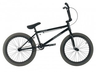 "United Bikes ""Martinez"" 2016 BMX Rad - Black"
