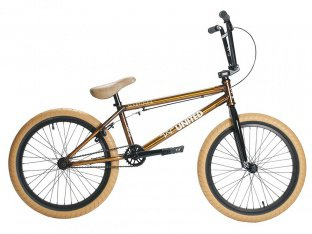 "United Bikes ""Martinez"" 2017 BMX Rad - Trans-Gold"