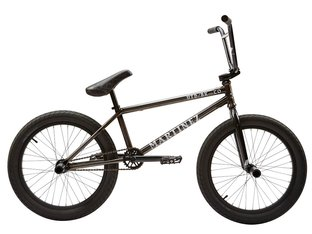 "United Bikes ""Martinez"" 2020 BMX Bike - Trans Black 