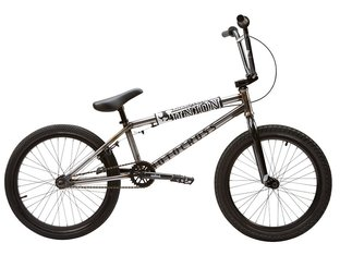 "United Bikes ""Motocross"" 2020 BMX Bike - Gloss Raw"