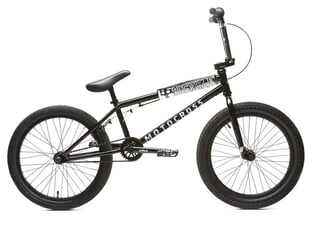 "United Bikes ""Motocross"" 2021 BMX Rad - Gloss Black"