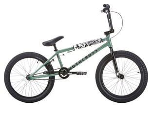 "United Bikes ""Motocross"" 2021 BMX Rad - Nato Green"