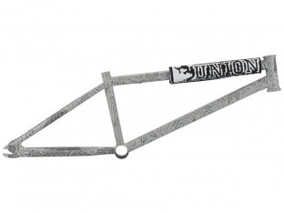 "United Bikes ""Prime Mover"" BMX Frame + Polster (Tom Hooper Edition)"