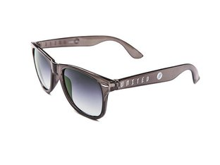 "United Bikes ""Reborn"" Sunglasses - Trans-Black"