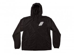 "United Bikes ""Reborn Ultra Light"" Windbreaker Jacket - Black"