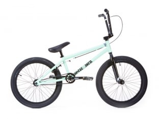 "United Bikes ""Recruit Junior 18.5"" 2021 BMX Bike - Flat Mint"