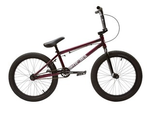 "United Bikes ""Recruit Junior 18.5"" 2020 BMX Bike - Trans Purple"