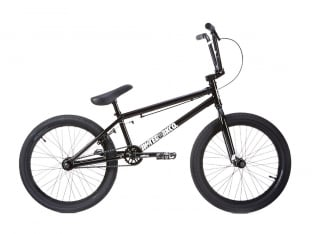"United Bikes ""Recruit Junior 20"" 2021 BMX Rad - Black"