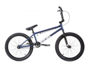 "United Bikes ""Recruit Junior 20.25"" 2021 BMX Rad - Matt Blue"