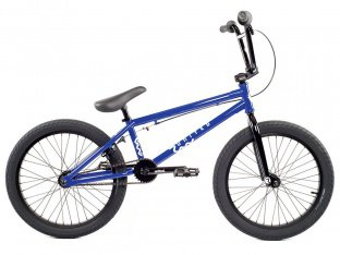 "United Bikes ""Recruit Junior"" 2018 BMX Rad - Neon Blue"
