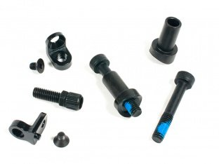 "United Bikes ""Removable Kit"" Hardware Set"