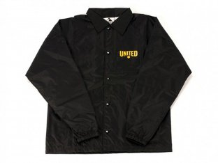 "United Bikes ""Signature"" Windbreaker Jacke - Black"
