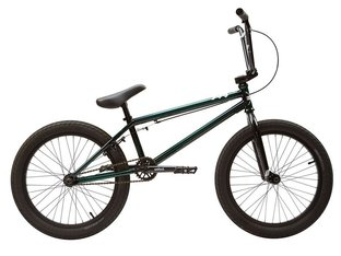 "United Bikes ""Supreme 20.5"" 2020 BMX Bike - Trans Green"