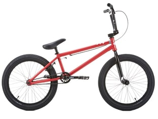 "United Bikes ""Supreme 20.5"" 2021 BMX Rad - Deep Flat Red"