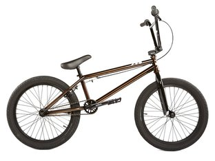 "United Bikes ""Supreme 20.75"" 2020 BMX Bike - Trans Brown"