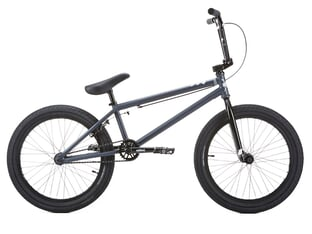"United Bikes ""Supreme 20.75"" 2021 BMX Bike - Flat Grey"