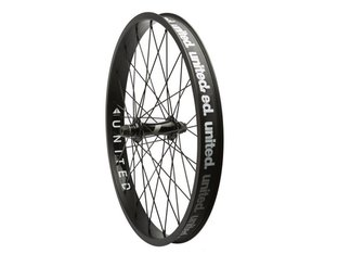 "United Bikes ""Supreme""  Front Wheel"