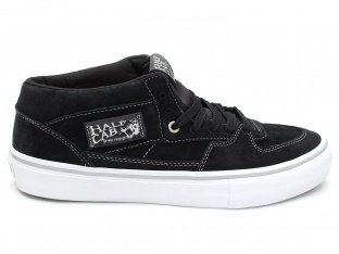 "Vans ""25th Half Cab Pro"" Shoes - Black/Silver"
