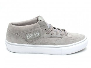 "Vans ""25th Half Cab Pro"" Shoes - Silver"