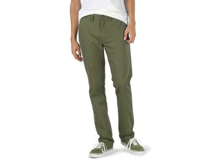 "Vans ""Authentic Chino Stretch"" Pants - Grape Leaf"