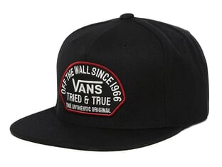 "Vans ""Authentic OG Snapback"" Kappe - Black"