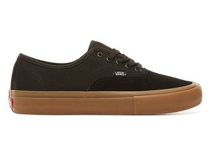 "Vans ""Authentic Pro"" Shoes - Black/Classic Gum"