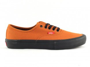 "Vans ""Authentic Pro"" Shoes - Glazed Ginger (Dakota Roche)"