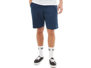 "Vans ""Authentic Stretch 20 Inch"" Short Pants - Dress Blues"
