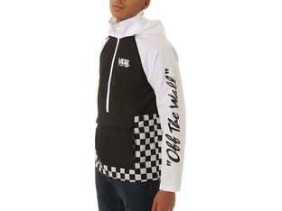 "Vans ""BMX Off The Wall"" Anorak Jacket - Black/White"