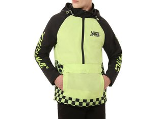 "Vans ""BMX Off The Wall"" Anorak Jacket - Sharp Green/Black"