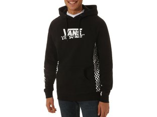 "Vans ""BMX Off The Wall"" Hooded Pullover - Black"