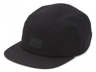 "Vans ""Base 5-Panel"" Kappe - Black"