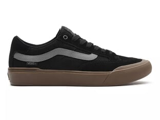 "Vans ""Berle Pro"" Shoes - Black/Dark Gum"