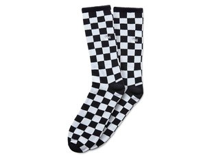 "Vans ""Checkerboard II Crew"" Socks - Black-White Check"
