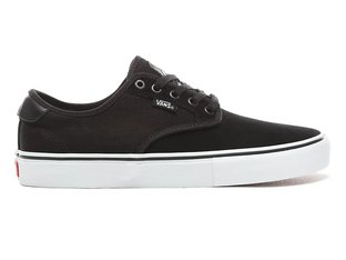 "Vans ""Chima Ferguson Pro"" Shoes - Black/True White"