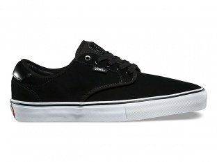 "Vans ""Chima Ferguson Pro"" Shoes - Black/White"